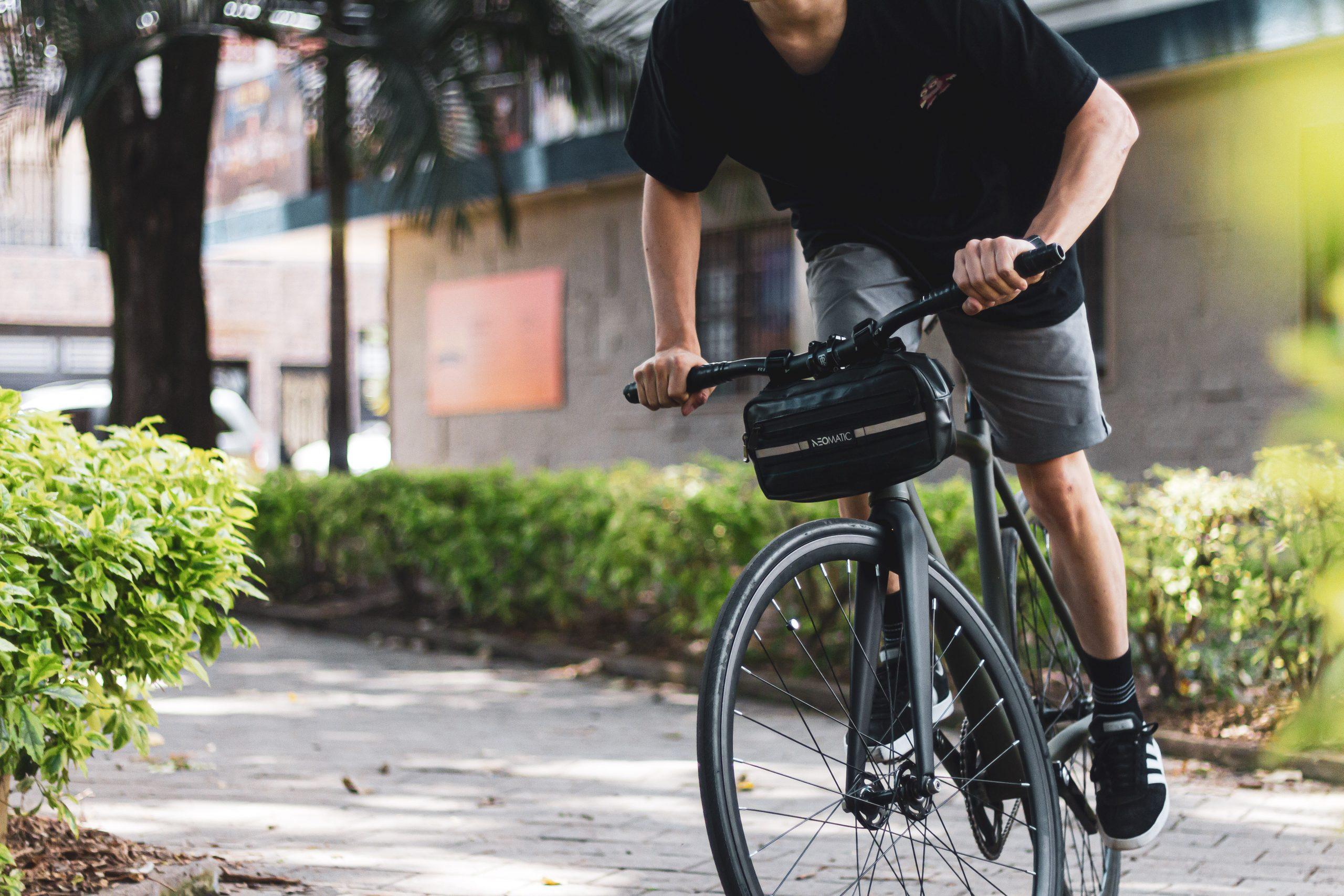 NeoMatic B.O.B I bikebag piñon fijo fixed gear