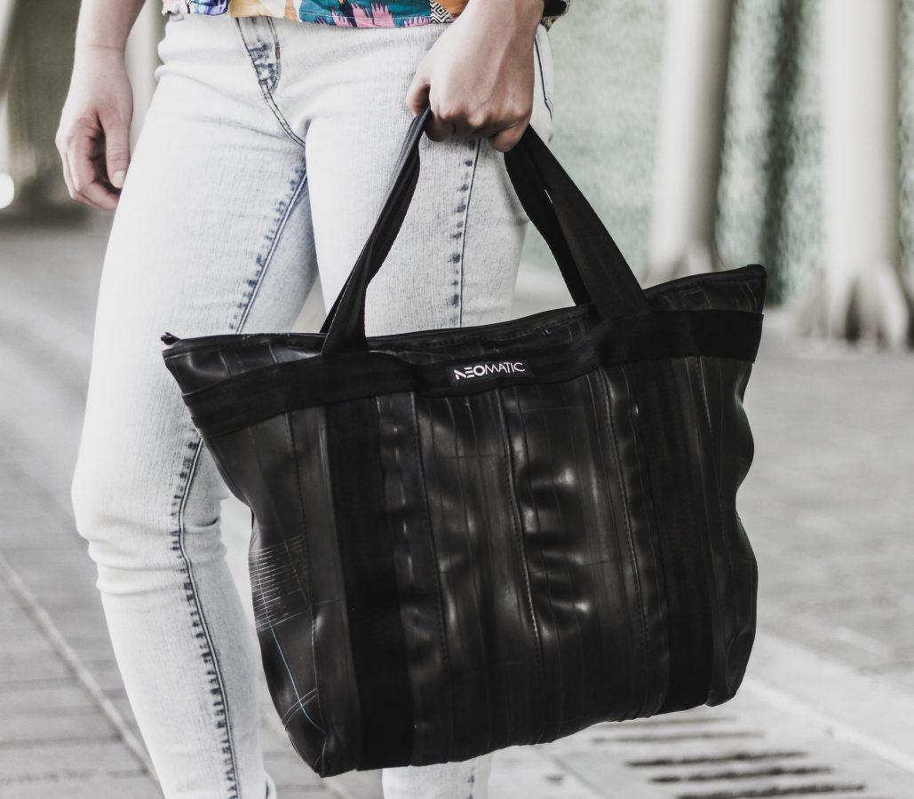 NeoMatic Opal Tote Bag
